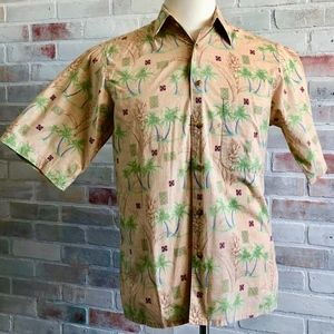 Reyn Spooner Hawaiian Tradition Button Front Shirt